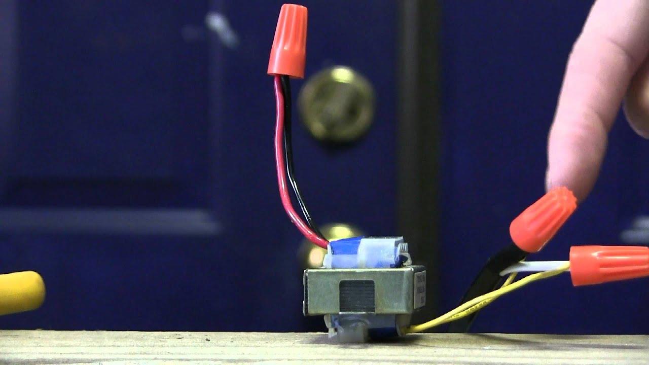 Small 12v Transformer Burnout Youtube