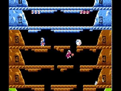 Ice Climber NES 2 player Netplay game