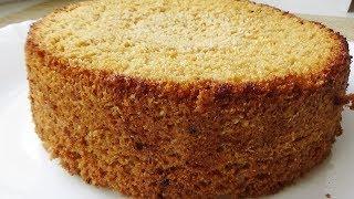 Пышный пирог за 30 минут! Легкий как ПУХ!!!