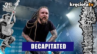 Decapitated -  Spheres Of Madness #polandlrock2019