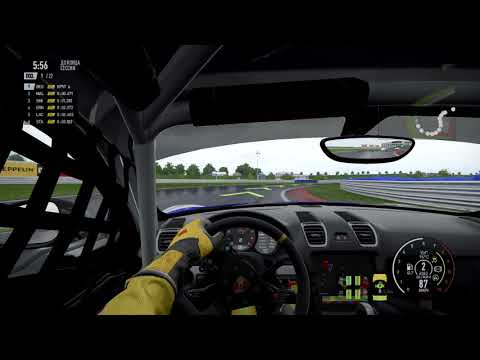 Project CARS 2 Хардкор на Porsche  Cayman GT4 Clubsport MR #2