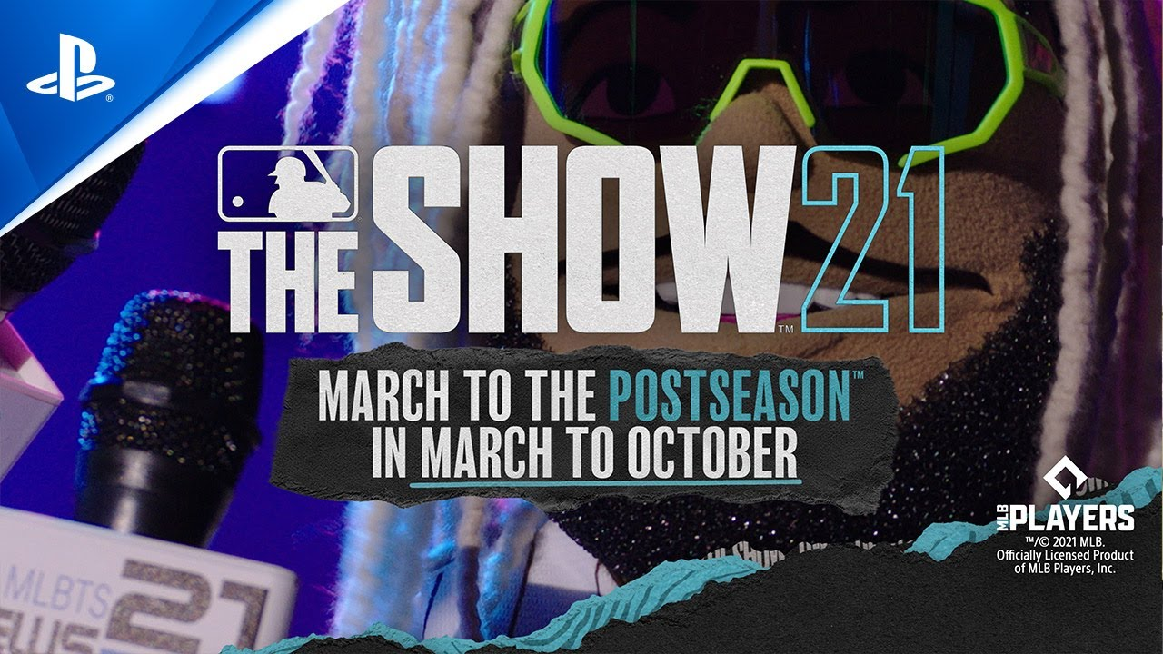 MLB The Show 21 - March straight to the Postseason with Coach and Fernando Tatis Jr. | PS5, PS4