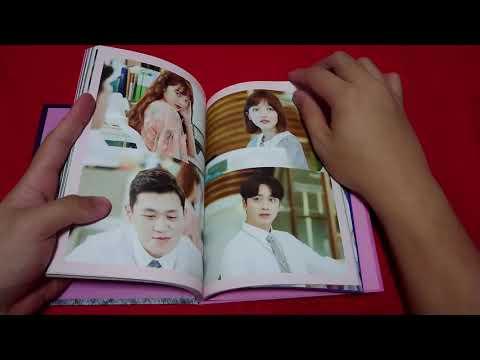 Unboxing What's Wrong With Secretary Kim? (김비서가 왜 그럴까?) OST Album