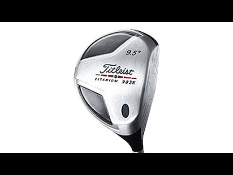 titleist 983k driver golf club test and review youtube. Black Bedroom Furniture Sets. Home Design Ideas