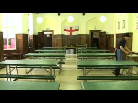Canteen Rescue: St  John Fisher School