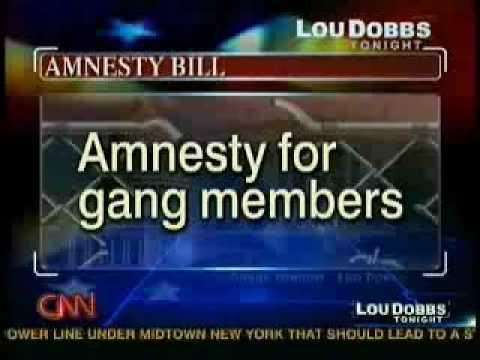 Lou Dobbs on CNN - WHATEVER HAPPENED TO MY AMERICA