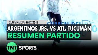 Video Gol Pertandingan Argentinos Juniors vs Atletico Tucuman