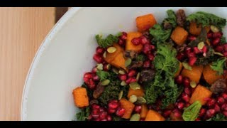 Kale Salad Recipe - Raw Kale Salad Recipe - Best Kale Salad Ever