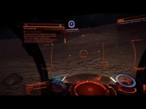 Elite Dangerous - Surface Mining