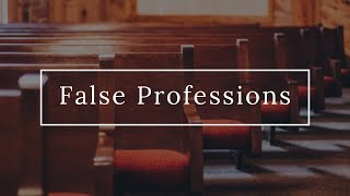 False Professions - Paul Washer (Sermon Jam)