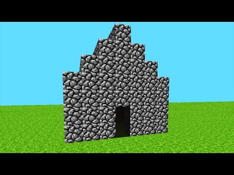 THE VERY FIRST MINECRAFT VERSION!