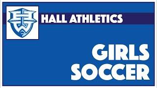 Hall Girls Varsity Soccer vs. Berlin - October 13, 2021