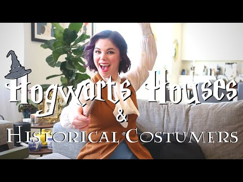 Historical Costumers And Their Hogwarts Houses | A Battle Of Nerds