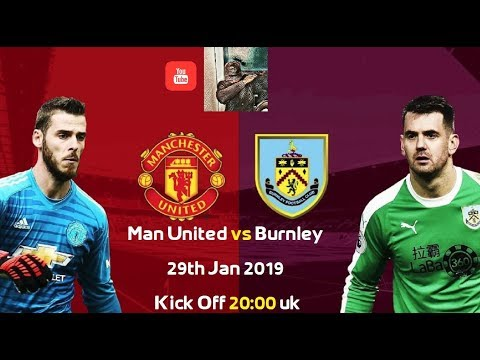 MAN UNITED VS BURNLEY | LIVE INTERACTIVE WATCHALONG