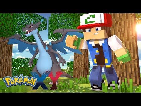 Minecraft: Pokemon X Y - MEGA CHARIZARD #2