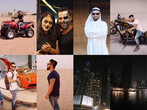 Dubai the land of Sea, Sand, Sheikh and Status | Muscle Clinic By Ani Ray