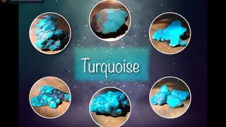 Turquoise Lets Talk Stones