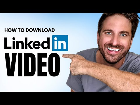 How to Download LinkedIn Video (Updated 2021)