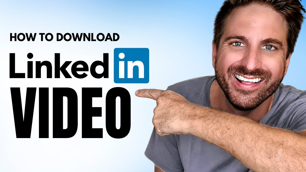 How To Download Linkedin Video Updated October 2020 Youtube