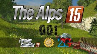 The Alps #001 -- Let´s Play LS15 -- Hofübernahme