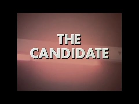 THE CANDIDATE - (1972) Trailer