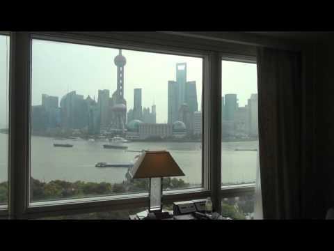 Peninsula Shanghai River View Room - April 2016