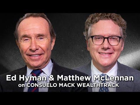 #1 Economist Hyman & Leading Value Manager McLennan Discuss Economic Surges & Super Bull Markets