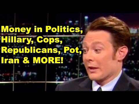 Hillary, Money in Politics, GOP, Pot - Bernie Sanders, Clay Aiken MORE! LV Sunday Clip Round-Up 104