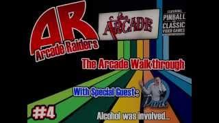 Episode 3: Arcade Raid in Brighton!
