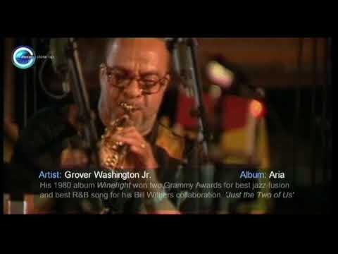 Grover Washington Jr. Close-Up on C Music TV