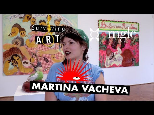 Martina Vacheva - On finding your way