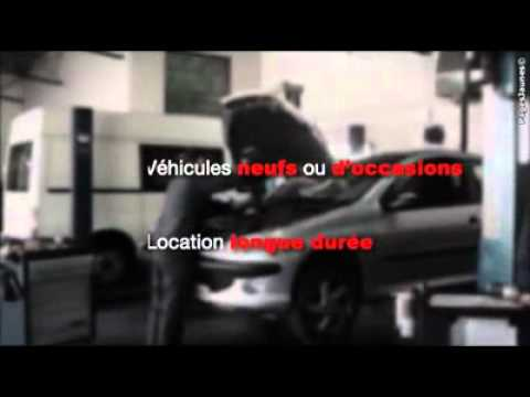 garage renault de rochecardon lyon youtube. Black Bedroom Furniture Sets. Home Design Ideas