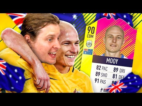 OMG THE BEST AUSSIE CARD EVER! 90 TEAM OF THE MATCHDAY MOOY! FIFA 18 ULTIMATE TEAM