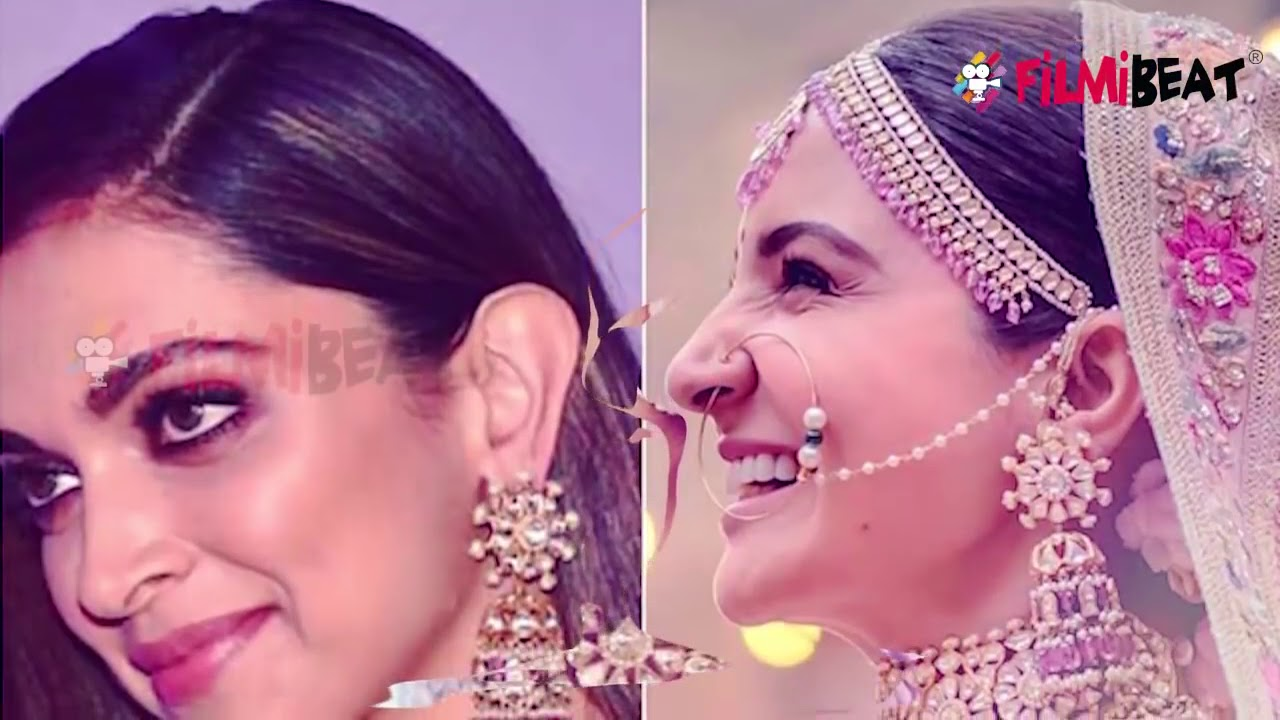 Virat Kohli Anushka Sharma Wedding Anushka\'s Bridal Look Copied from ...