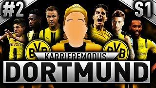 NORSK FIFA 17 | BORUSSIA DORTMUND KARRIEREMODUS!! #2