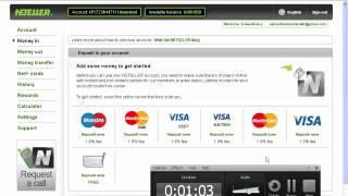 open neteller account verify money deposit