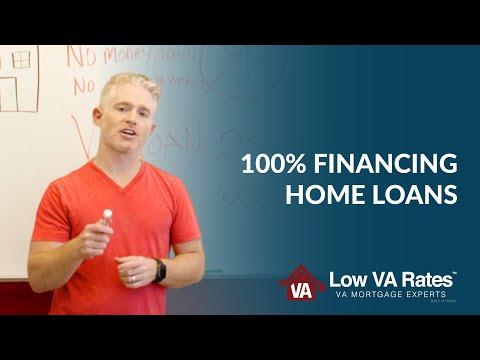 100% Financing Home Loans   100% Mortgage Financing