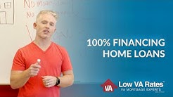 100 Financing Home Loans | 100 Mortgage Financing
