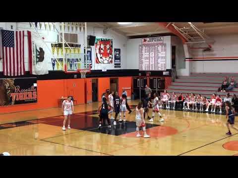 Jordyn Rosette (2019): Cosumnes Oaks High School Varsity vs Roseville High School