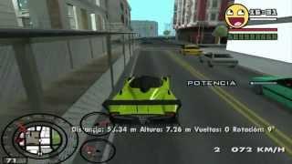 Pack de 5 Cleo Mods para GTA San Andreas PC  Parte 1