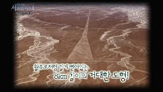 [서프라이즈] 하늘에서만 볼 수 있는 거대한 그림,
