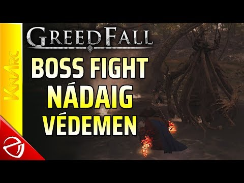 Greedfall Bossfight - Nadaig Vedemen |