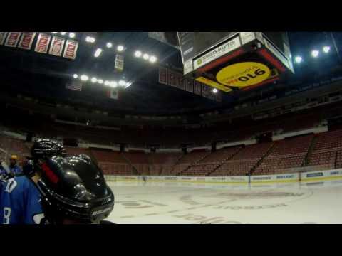 Beer League Hockey remembering the joe Louis arena