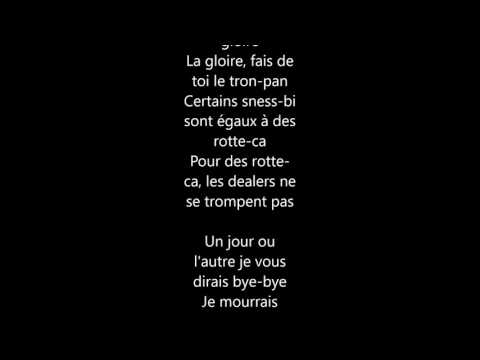 [PAROLES] Mz - Mathématiques - Lyrics/Paroles