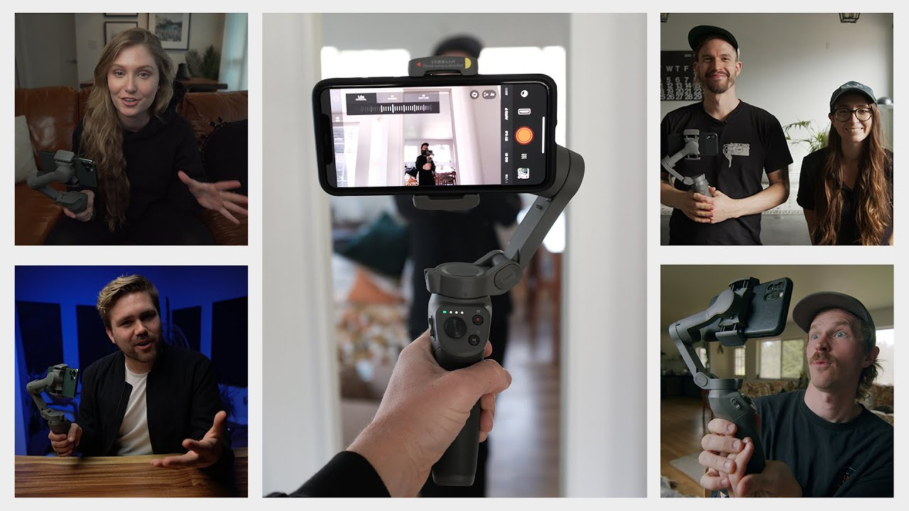 Osmo Mobile 3 Filmmaking Tips While Stuck At Home