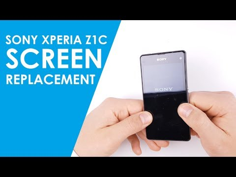 Sony Xperia Z1 Compact SCREEN LCD Replacement