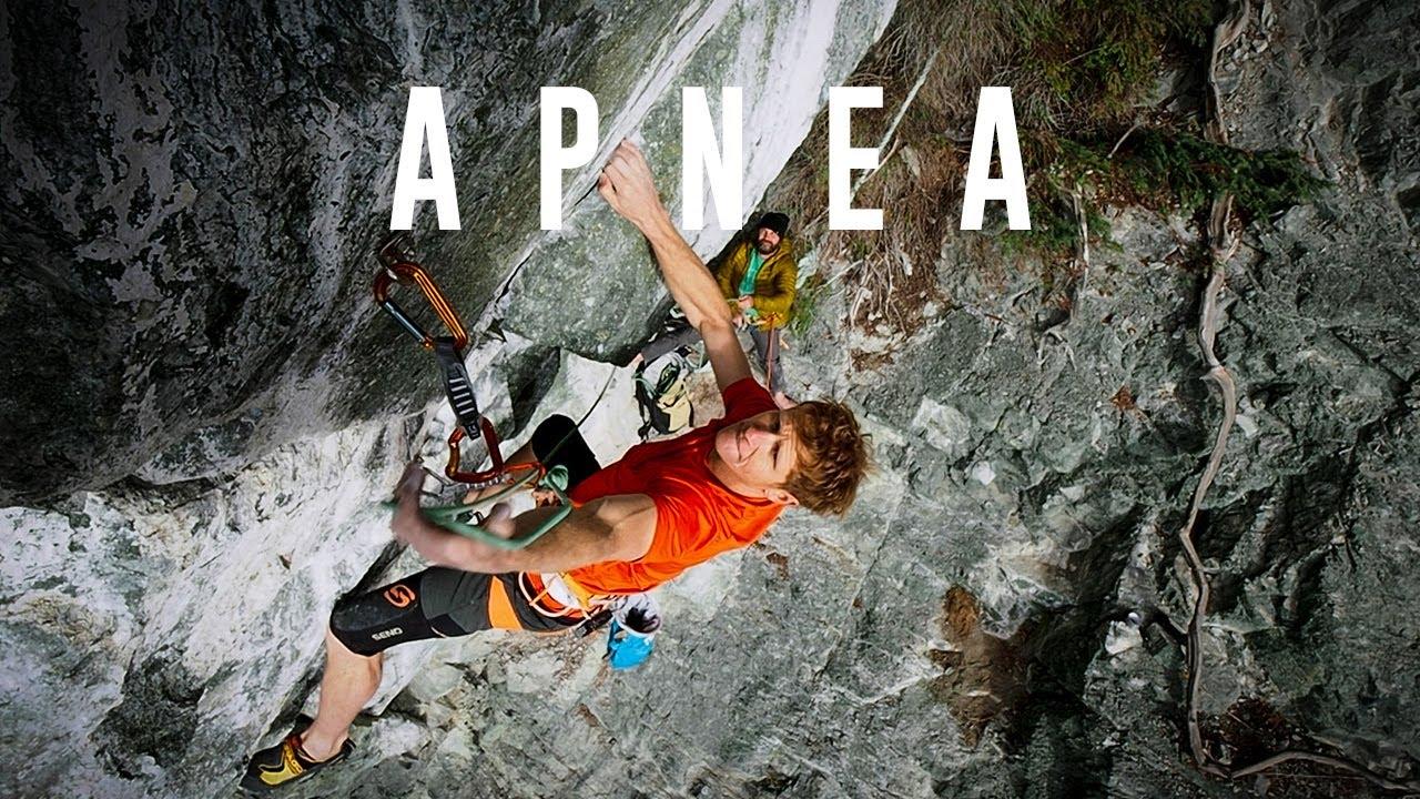 The Hidden Sport Climbing Crag In Canada | Tim Emmett's Apnea