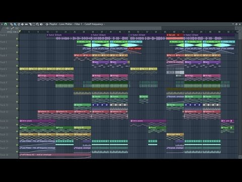 Alan Walker - Faded (Tropical House Remix) FL STUDIO 12 Play through (FREE FLP DOWNLOAD)