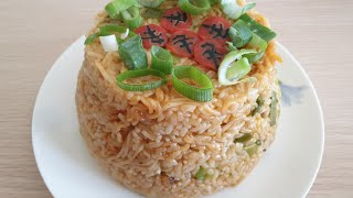 신라면볶음면 라면밥 | 압력밥솥요리