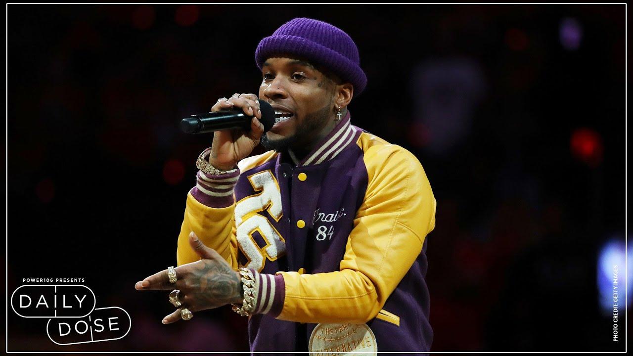 Tory Lanez' Surprise Album Drop Explains Megan Thee Stallion Shooting + Drake Tributes Lil Wayne